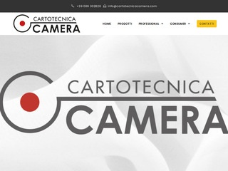 Cartotecnica Camera, Salerno