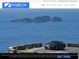 Amalfi Car, Amalfi