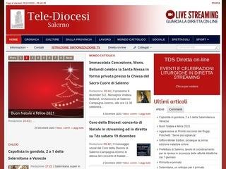 TDS Telediocesi Salerno