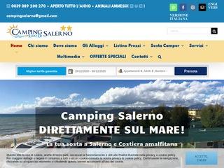 Camping Salerno, Salerno
