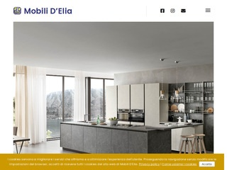 Mobili D'Elia, Salerno